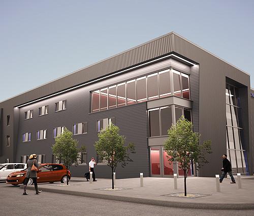 Welton Park Apartments: Elevation Design - Architectural Design Practice